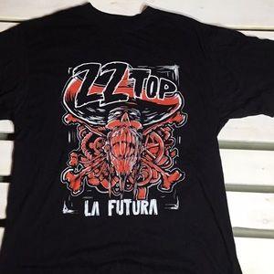 Other - ZZ Top LA Futura Tour 2013 Concert T
